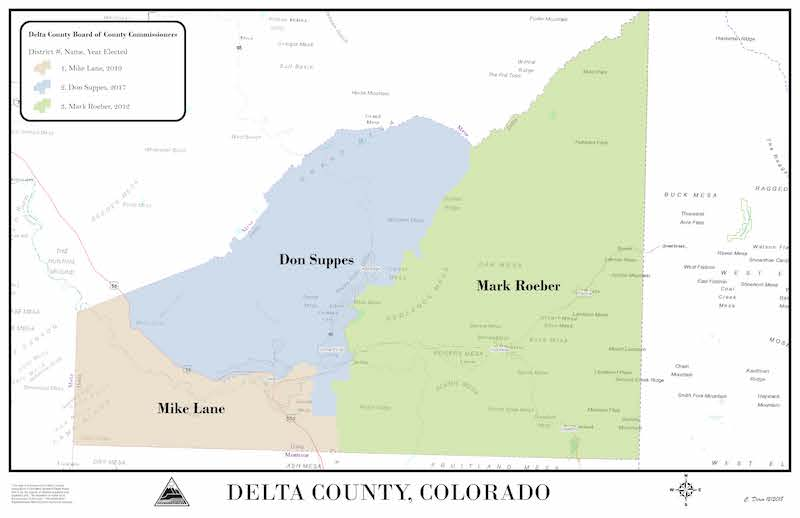 Delta County Colorado Map.Delta County Citizenreport Info A Blog Bringing Transparency To